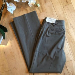 Ann Taylor curvy fit trousers
